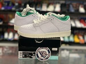 NIKE SB DUNK LOW OG QS 2 BEN G AUTHENTIC RARE RETRO VTG VINTAGE SIZE 8 OG