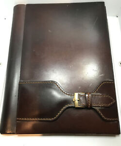 Vintage Rolex Notepad 16 mm Buckle Parker Rolex gold plated 1970 Very Rare