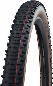 Schwalbe Racing Ralph Tire 29 x 2.25 Tubeless Folding Black Transparent $64.80