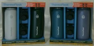NEW ThermoFlask 40oz Insulated Stainless Steel Water Bottle 2 PACK
