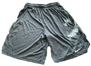 Men's DRI FIT Nike Shorts Gray XL $11.00