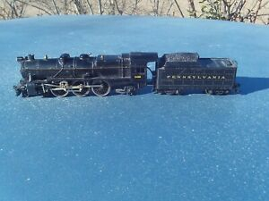 Penn Line Vintage HO Gauge Pennsylvania K4 Pacific Steam Locomotive Metal $89.99