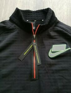 NIKE RUNNING THERMA WILDRUN HALF ZIP TOP $40.00