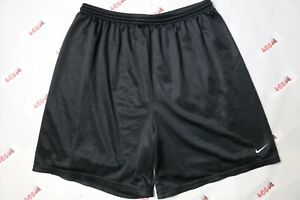Vintage Nike Shorts Men's Large Black Swoosh $19.99