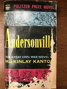 Andersonville By Kantor MacKinlay {Eight Printing} 1962 Paperback $6.95