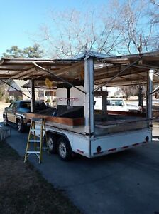 8x12 Tandem Axle Enclosed Trailer for Sale