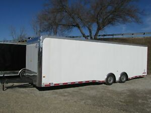 NEW 28 FT ENCLOSED CAR HAULER * RACE * CARGO TRAILER ** ON SALE NOW @ DR TRAILER