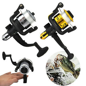Powerful Spinning Fishing Reels lightweight Body Left Right line includes $12.99