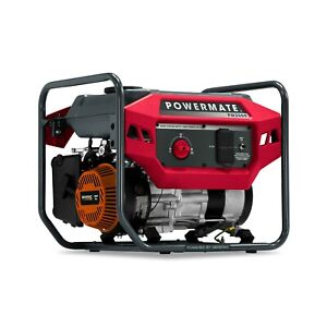 Powermate 8090 PM2000 2000 Watt Portable Generator 49 ST CSA