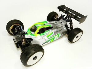 Leadfinger A2.1 TACTIC BODY CLEAR W FRONT WING FOR TEKNO EB48 2.0 $27.99