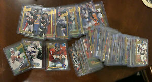 1991 Action Packed Football Limited 24kt Gold Complete Set 42 Cards HOF Stars $399.99