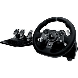 Logitech G920 Driving Force Racing Wheel For Xbox One and PC $219.99