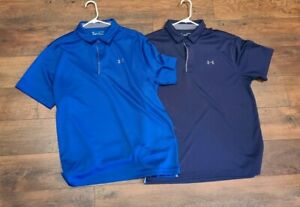 Under armour polo shirts size XL $19.00