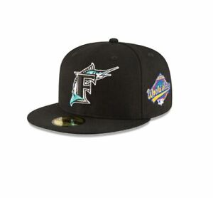 Florida Marlins New Era 1997 World Series On Field 59FIFTY Fitted Hat $35.99