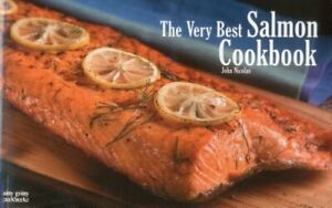 VERY BEST SALMON COOKBOOK By John Nicolas *Excellent Condition*