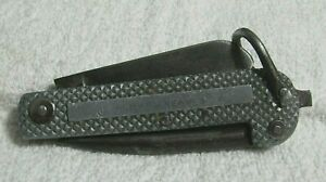 Harrison Brothers Howson Sheffield Sailors Spike Rope Rigging Knife $76.00