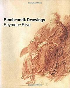 REMBRANDT DRAWINGS By Seymour Slive **BRAND NEW** $63.75