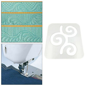 Quilting Templates Acrylic Sewing Ruler Patchwork Ruler for Sewing Machine $12.39