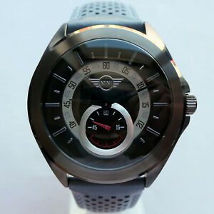 MINI John Cooper Works S JCW Rally Racing Speedometer Design Car Accessory Watch $311.20