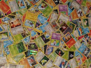 RANDOM LOT OF 50 POKÉMON CARDS Holo World ChampionshipTeam Plasma EX More $9.00