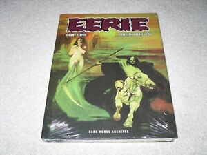 Eerie Archives Volume 11 Hardcover Book Dark Horse Archives Sealed $28.95