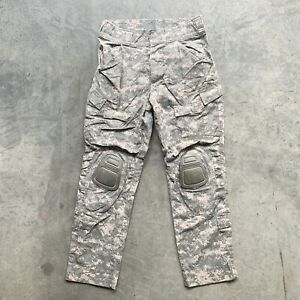 Crye Precision Digital Camo Knee Pad Tactical Pants Pockets Med L Test $200.00