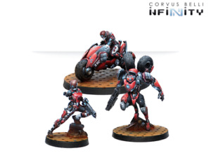 Infinity Nomads Fast Offensive Unit Zondnautica CVB281502 $52.80
