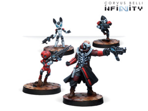 Infinity Nomads Puppetactica Company CVB281503 $30.60