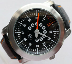 MINI John Cooper Works S JCW Rally Racing Speedometer Design Car Accessory Watch $231.20