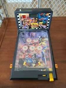 CTR Crash Team Racing Electronic Pinball Machine Tabletop Crash Bandicoot $39.99