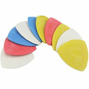 10PCS Professional Tailors Chalk Triangle Chalk Markers Sewing Fabric Chalk $10.07