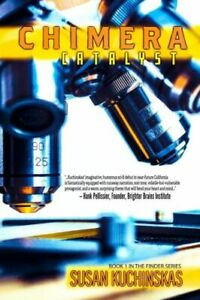 Chimera Catalyst: The Finder Series: Book 1 $12.83