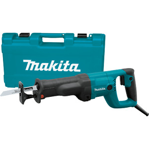 Makita JR3050T R 11 AMP Reciprocating Saw with Case $74.95