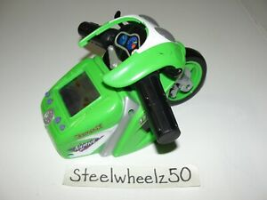 Kawasaki Ninja Motorcycle ZX 7R Racing Electronic Handheld Game 1998 Toyquest $19.99