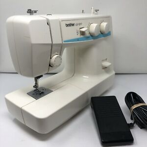 Brother Sewing Machine LS 1217 Complete With Foot Pedal Works Excellent Cond. $94.99