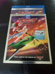 PLANES 3D Blu Ray DVD No Digital with Slipcover $17.99