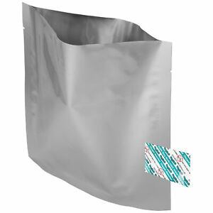 20 Pack Dry Packs Mylar 8x8 Food Storage Bags Oxygen Absorbers for Storage