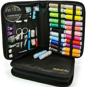 Sewing Kits for Adults – Complete Needle and Thread Kit for Sewing – Includes... $23.66