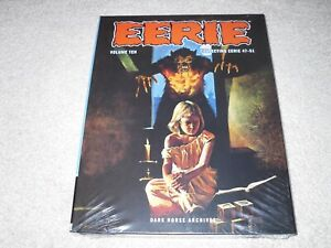 Eerie Archives Volume 10 Hardcover Book Dark Horse Archives Sealed $28.95