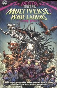 DARK NIGHTS DEATH METAL THE MULTIVERSE WHO LAUGHS TPB REPS 5x #1 $17.50