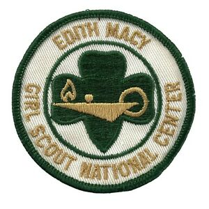Vintage Girl Scout Edith Macy National Center Patch $24.95