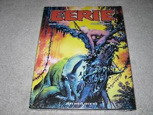 Eerie Archives Volume 16 Hardcover Book Dark Horse Archives Sealed $28.95