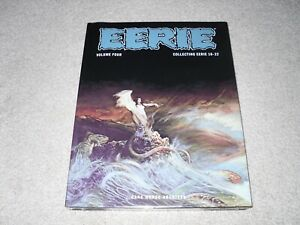 Eerie Archives Volume 4 Hardcover Book Dark Horse Archives Sealed $24.95