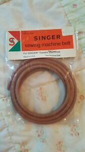 Singer Sewing Machine Belt For Treadle Machine New No. 25134 C461 Sims #4618 $14.99