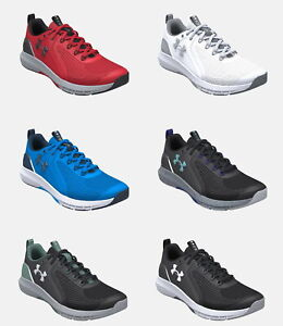 Under Armour Mens UA Charged Commit TR 3 Training Shoes 2021 Pick Color Size $69.99