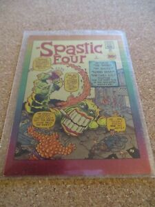 DEFECTIVE COMIC GOLDEN FOIL GF22 CARD EXCELLENT CONDITION