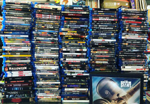 BLU RAY Discount Lot Pick and Choose your bundle of Movies LIMITED TIME SALE $5.00