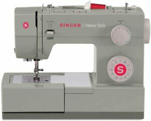 Singer Heavy Duty 4452 Sewing Machine with 32 Built In Stitches $199.99