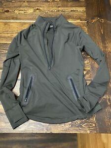Under Armour Cold Gear Women's Large Pullover Green $12.00