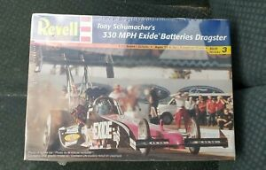 Tony Schumacher's 330 MPH Exide Batteries Dragster 1 25 by Revell